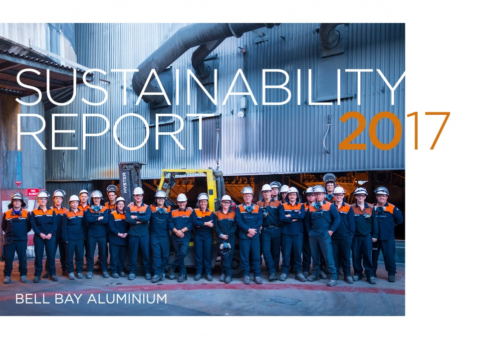Bell Bay releases 2017 Sustainability Report