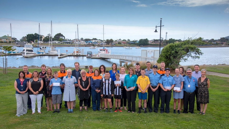 Bell Bay Aluminium Community Grants Announced